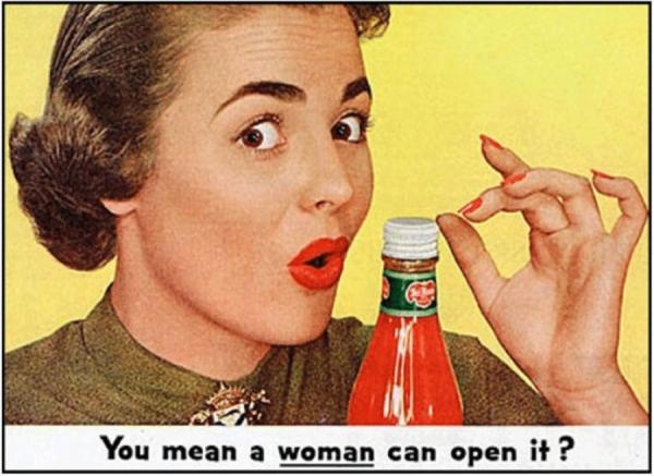 vintage ad ketchup