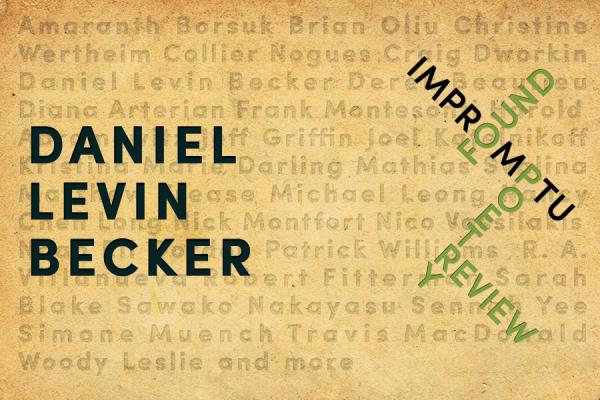Daniel Levin Becker
