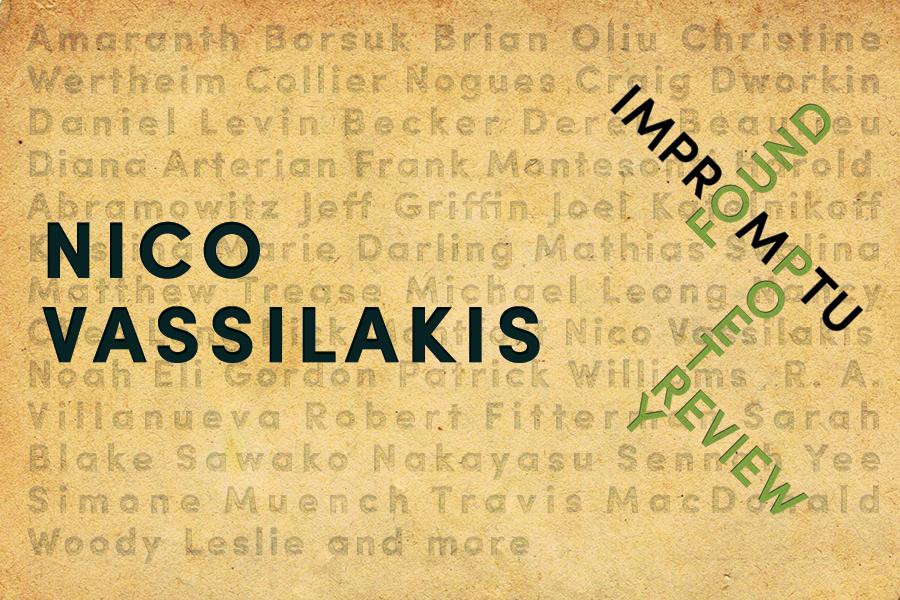 Nico Vassialkis