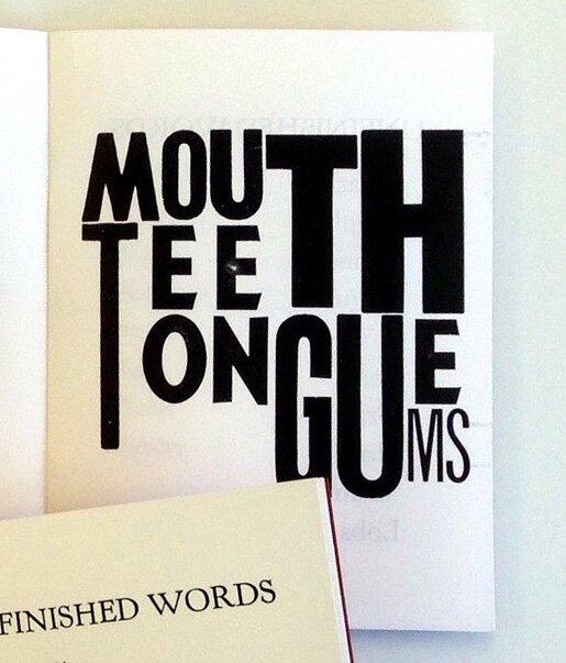 4 Mouth teeth gums