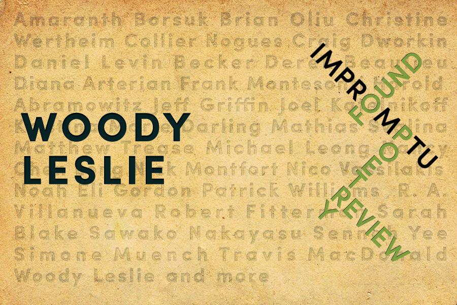 Woody Leslie