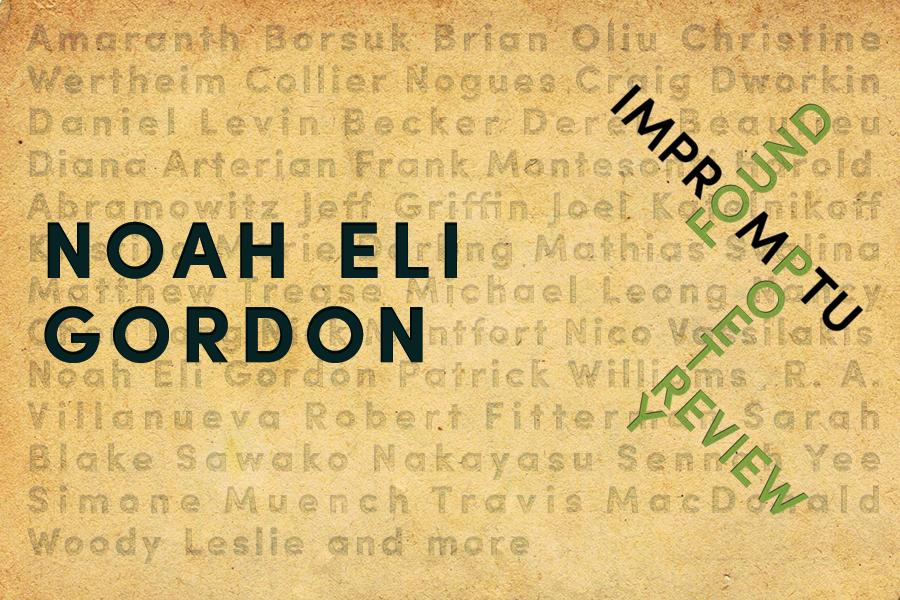 Noah Eli Gordon